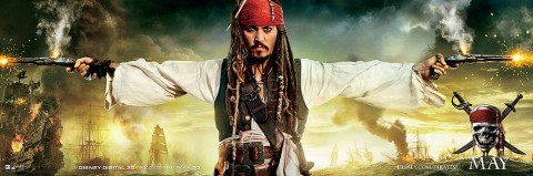 banner Jack Sparrow