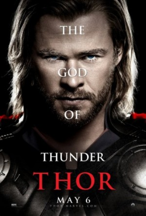 El poderoso dios del trueno Thor
