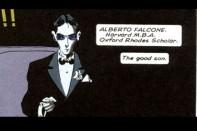 Joseph Gordon-Levitt es Alberto Falcone