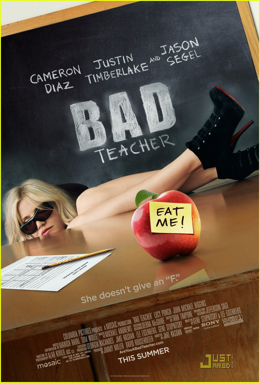 Cameron Diaz es una Mala Maestra