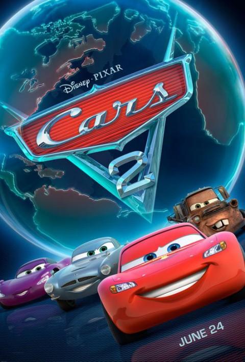 Estreno de Cars 2 Junio 24