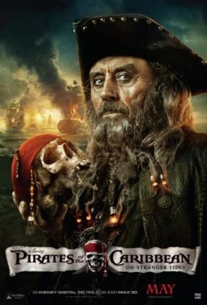 Piratas del Caribe Navegando Aguas Misteriosas