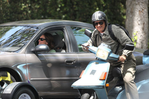 Tom Hanks dirige Larry Crowne