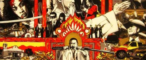 Un artista de la ilustración: Tyler Stout nos trae el poster de Kill Bill