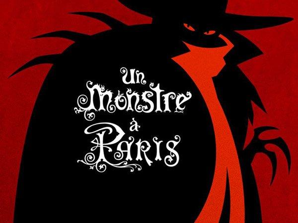 Un Monstruo en Paris