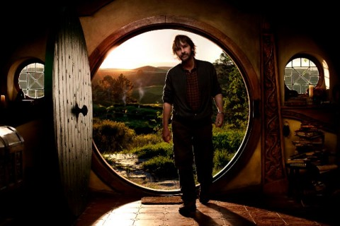 Peter Jackson nos da la bienvenida a el Hobbit