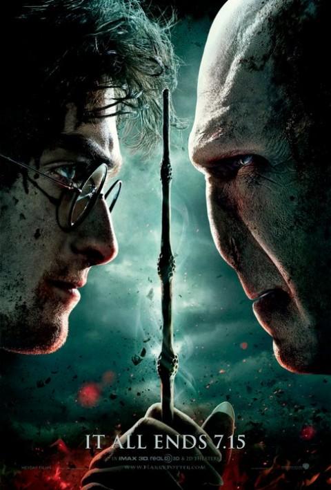 Llega la parte final de Harry Potter... solo uno sobrevivirá.