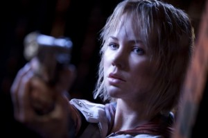Adelaide Clemens en Silent Hill Revelation 3D