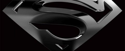 Superman Logo Steel