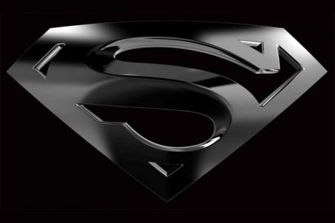 Superman Logo Steel