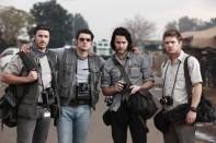 Una historia de fotografos de guerra: The Bang Bang CLub