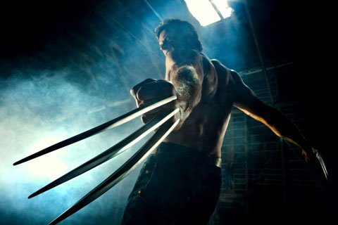 Hugh Jackman The Wolverine Les Miserables