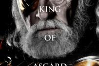 El rey de los dioses en Asgard