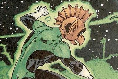 Tomar-Re será Geoffrey Rush! ...en un universo alterno.