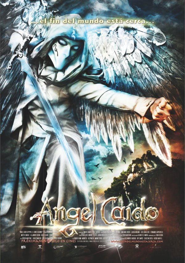 Una movie mexicana de angeles y demonios