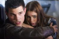 Abduction vendrá a demostrar que Lautner sabe hacer algo mas que aullar?
