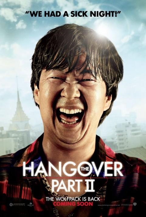 Mr Chow: ¡Tuvimos una noche enferma!