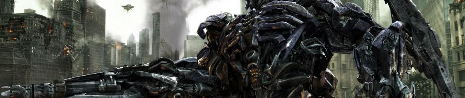 Banner de Shockwave Transformers 3