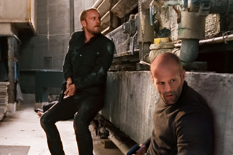 Ben Foster tambien quiere ser un Especialista como Jason Statham