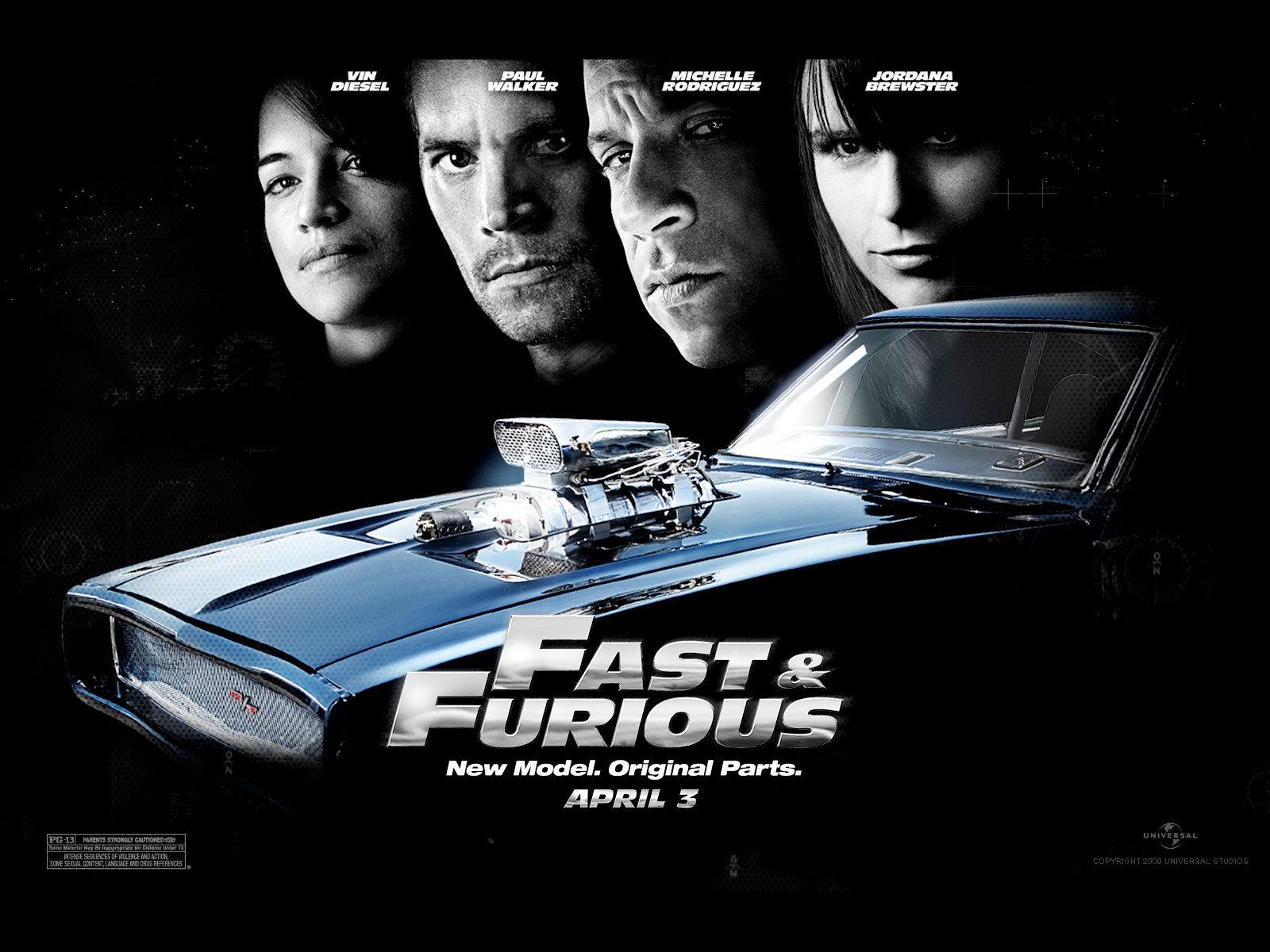 The Fast and Furious la Saga