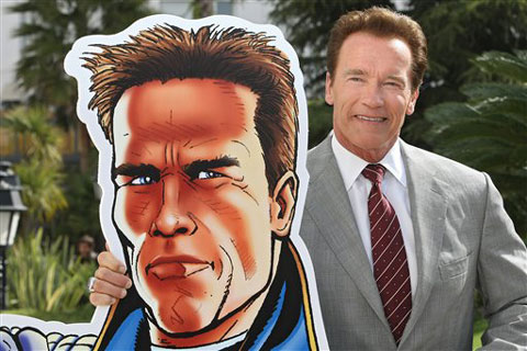 Arnold regresa por la puerta grande con The Governator
