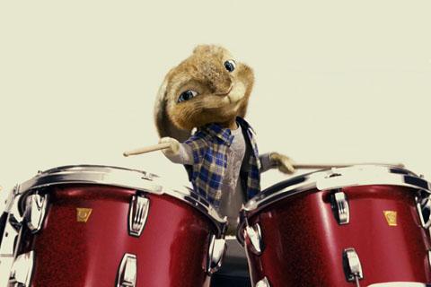 Que quiere ser baterista!