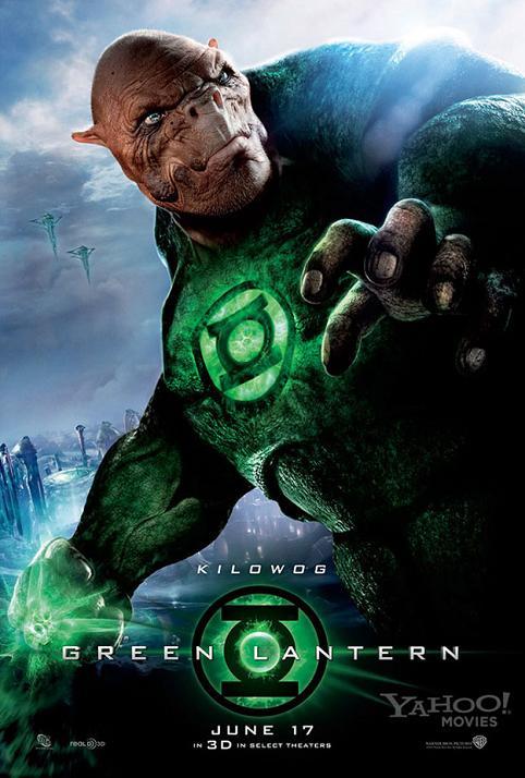 Un de los Green Lantern Coprs