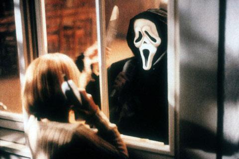 Ghostface al acecho!