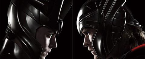 Thor y Loki la battalla por la Tierra y Asgard