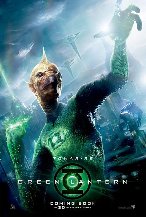 Uno de los Green Lantern Corps