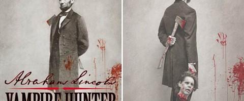 libro abraham lincoln cazador vampiros portada