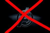 avengers logo tache