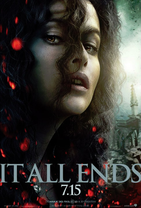 Bellatrix It All Ends