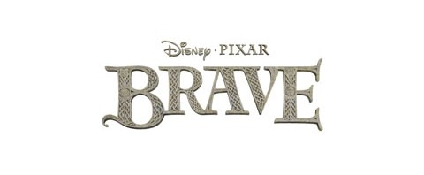 Brave Logo Pixar