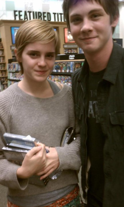 Emma Watson y Logan
