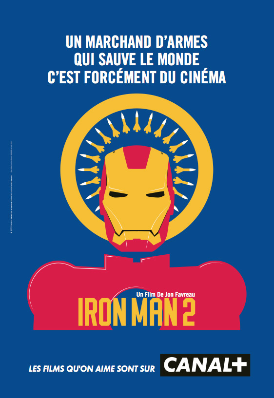 Iron Man 2 Cartel Canal Mas