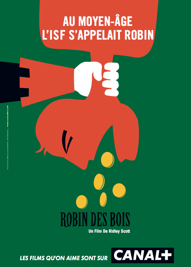 Robin Hood Cartel Canal Mas