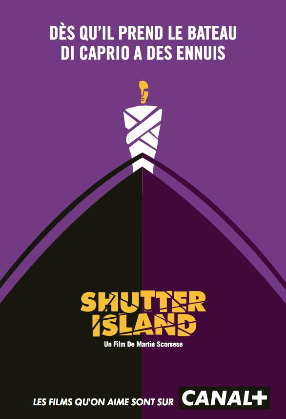 Shutter Island Cartel Canal Mas