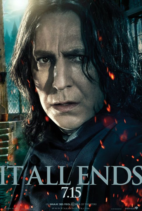 Snape It All Ends