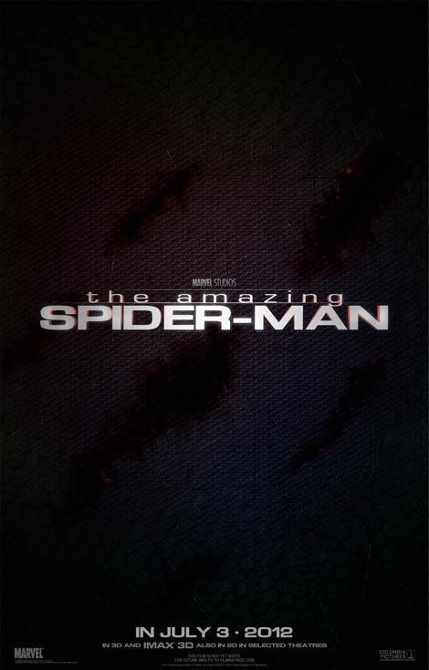 teaser poster spider man