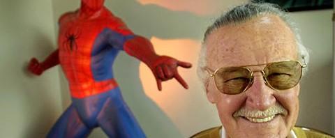 Stan Lee Spider Man