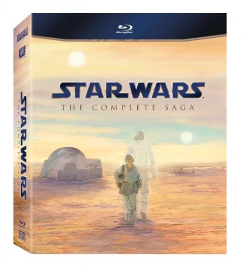 Portada Star Wars Saga