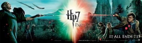 Harry Potter Todo Termina Clash