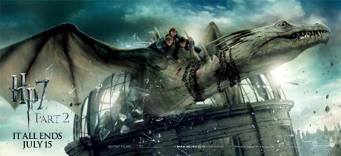Harry Potter Todo Termina Dragon