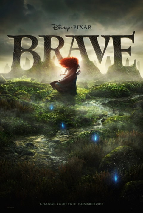 Brave Poster Real