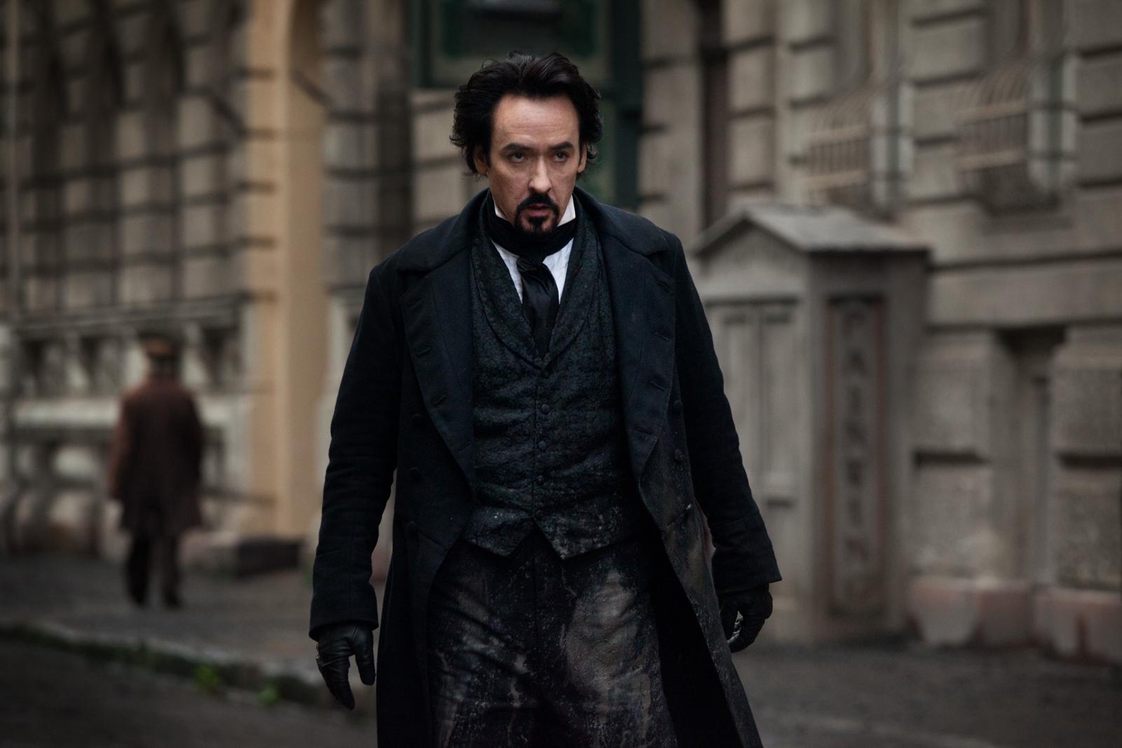 John Cusack Edgar Allan Poe Raven