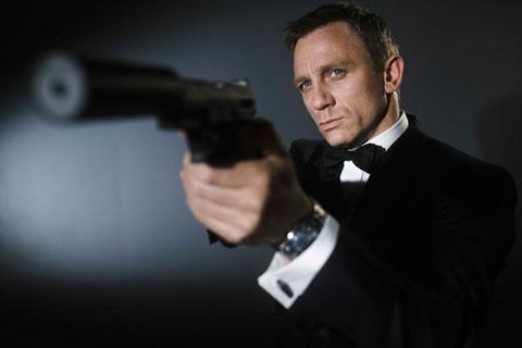 James Bond 23 Daniel Craig