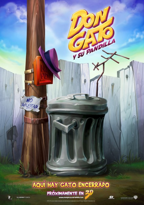 Poster Don Gato