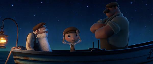 Pixar La Luna