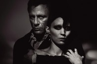 Daniel Craig Girl With Dragon Tatoo